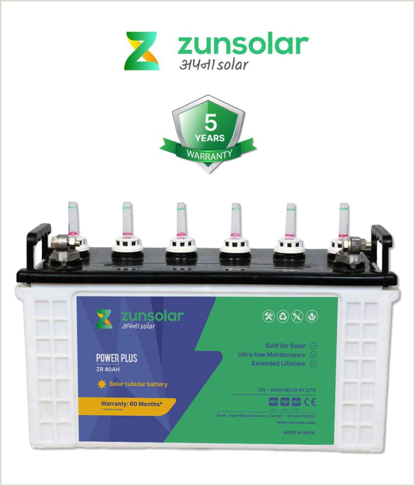 Best Business Cards For Solar Zunsolar Power Plus 40 Ah Solar Battery
