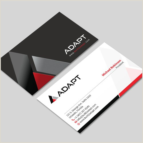 Best Business Cards For Tech Company Tech Pany Looking For The Best Business Card Ever
