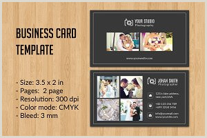 Best Business Cards For Videographer/editor Template Videographer Business Card Template