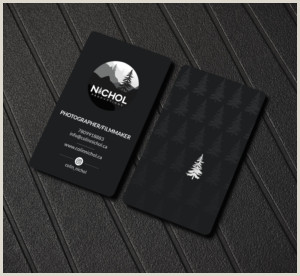 Best Business Cards For Videographer/editor Videography Business Cards