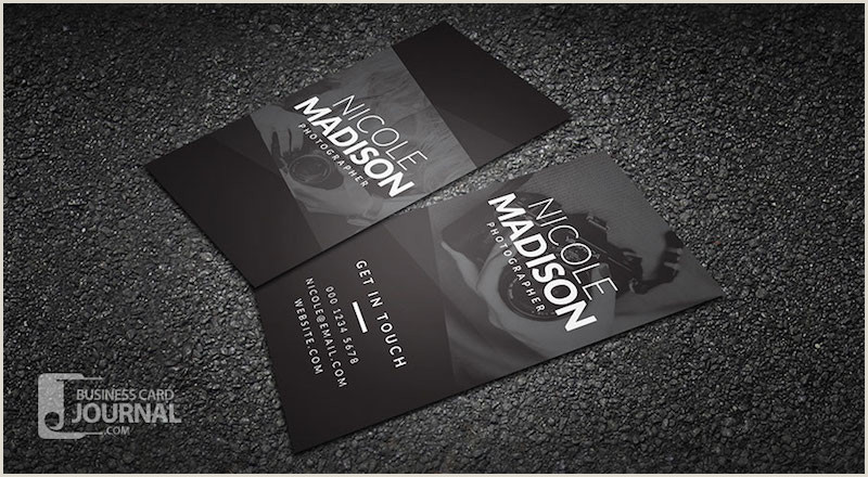 Best Business Cards For Videogrpaher/editor 20 Professional Business Card Design Templates For Free