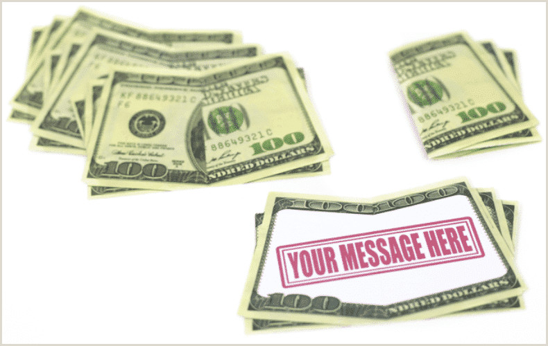 Best Business Cards For Your Money Drop Cards Voted Best Most Realistic Fold Over Marketing
