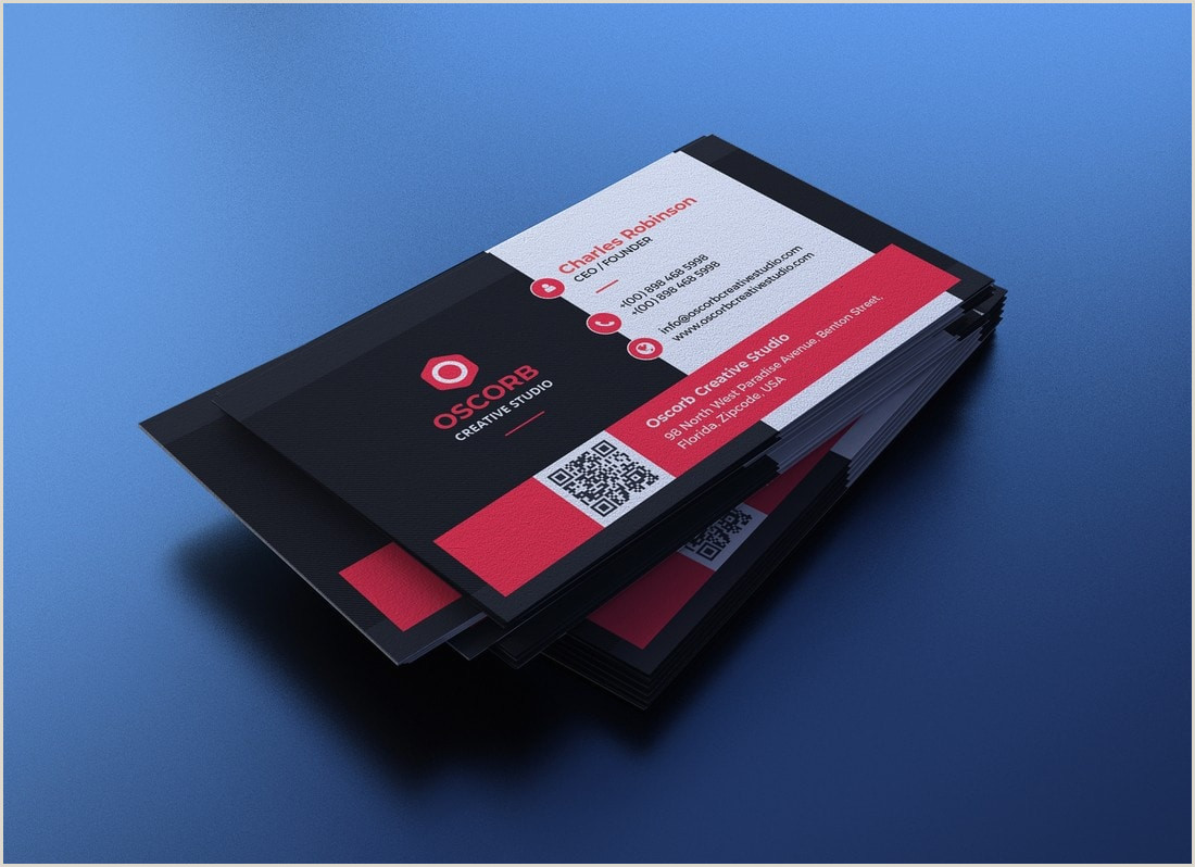 Best Business Cards Free 20 Best Free Business Card Templates Fully Printable