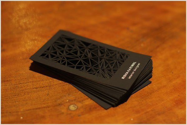 Best Business Cards Geometric 30 Business Card Design Ideas That Will Get Everyone Talking