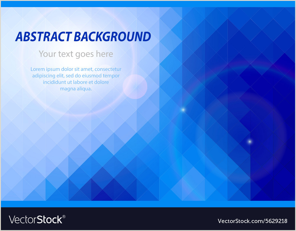 Best Business Cards Geometric Vector Blue Business Card Background Free Premium Vector