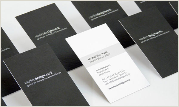 Best Business Cards Images Shaped 35 Awesome Double Sided Business Cards Slodive