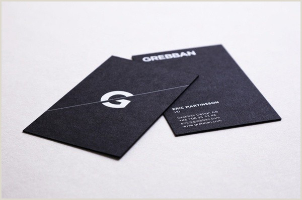 Best Business Cards Less 50 Minimal Business Cards That Prove Simplicity Is Beautiful