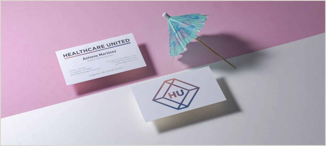 Best Business Cards Los Angeles Business Cards