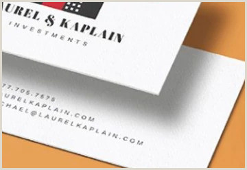 Best Business Cards Los Angeles Los Angeles Business Card Printing
