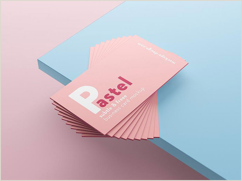 Best Business Cards Mockup 15 Free Business Card Mockup Psd 2019 Graphicslot