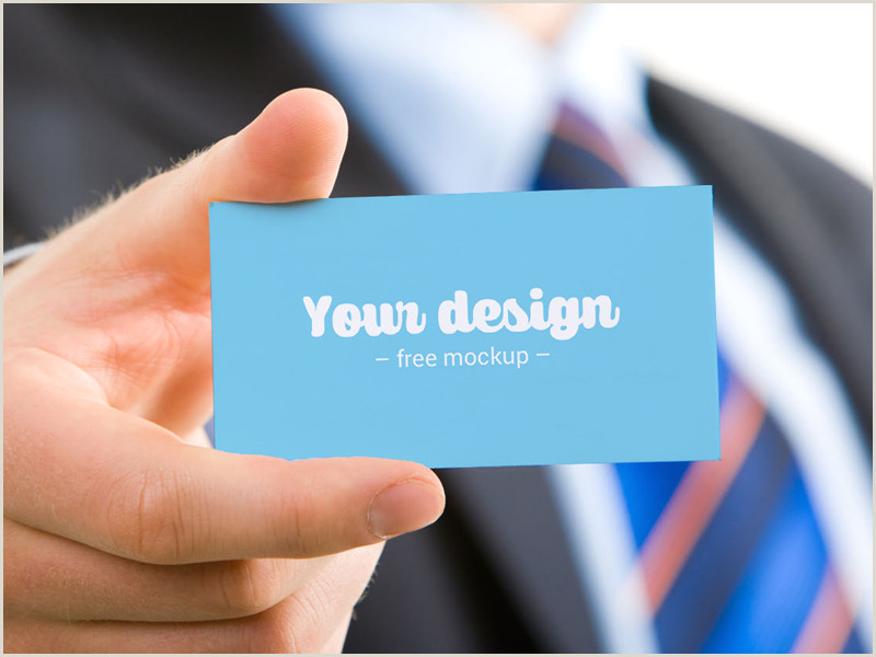 Best Business Cards Mockup 40 Free Business Card Mockup Psd Download Psd Templates Blog
