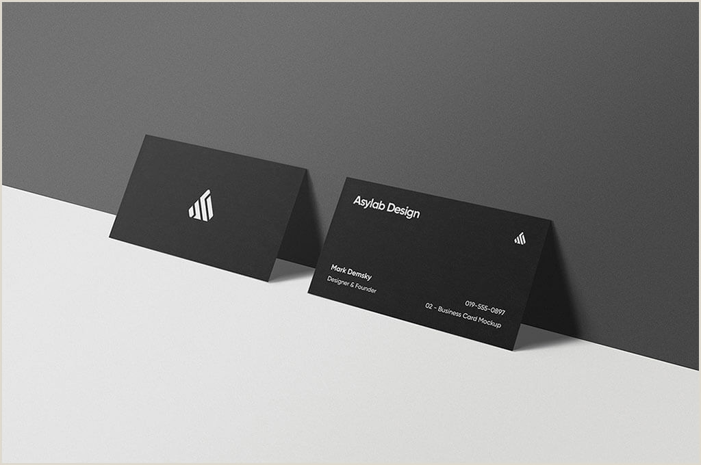 Best Business Cards Mockup 70 Business Card Mockups Best Free And Premium Psd