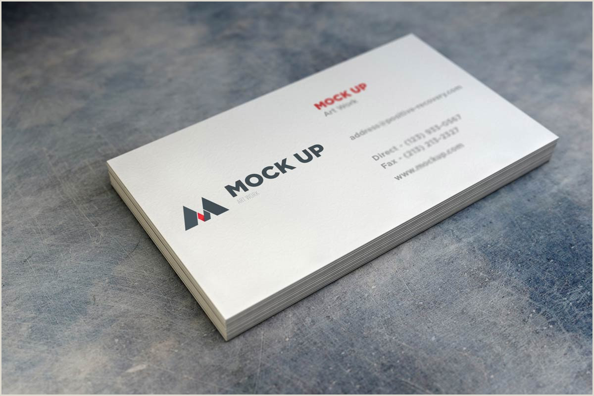 Best Business Cards Mockup 80 Great Free Business Card Mockups Templates That You Can