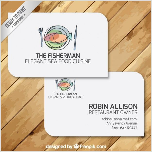 Best Business Cards New York Business Cards Of Restaurant