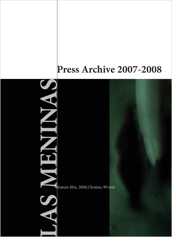 Best Business Cards No Forex Reddit Las Meninas Film Press Archive 2007 2008 By Ihor