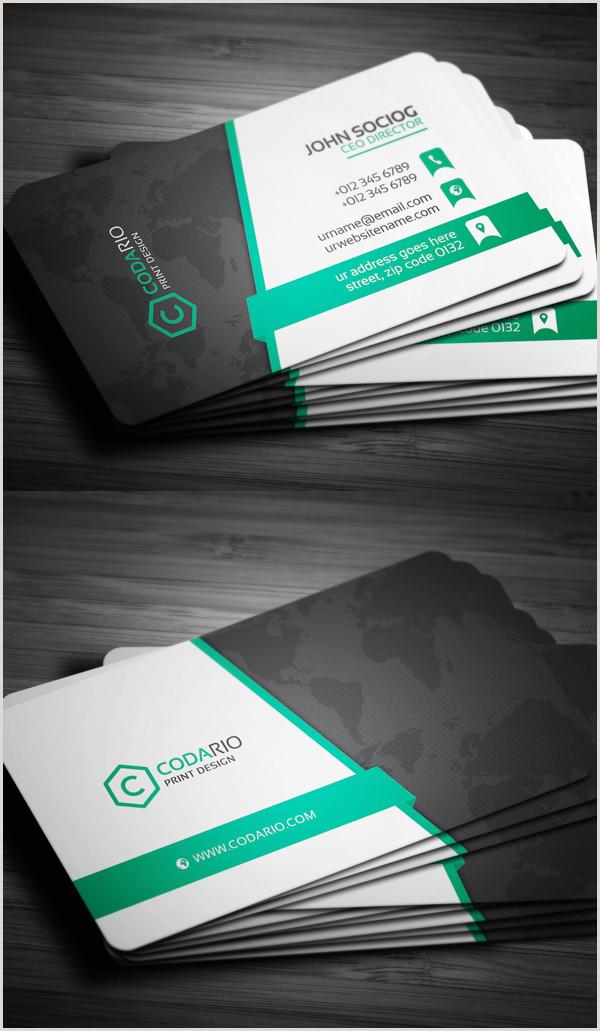 Best Business Cards Offer  Credit 80 Best Of 2017 Business Card Designs Design