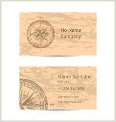 Best Business Cards Online 2020 For Nautical Business Cards Nautical Vector Over 480