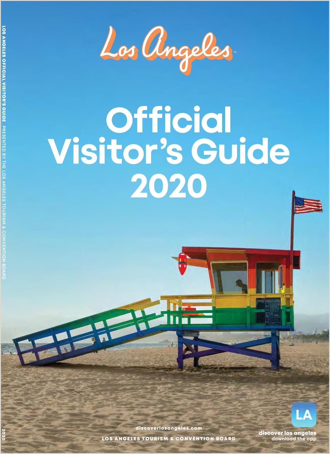 Best Business Cards Online 2020 For Nautical Los Angeles Ficial Visitor S Guide 2020 By Los Angeles