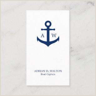 Best Business Cards Online 2020 For Nautical Nautical Business Cards Business Card Printing