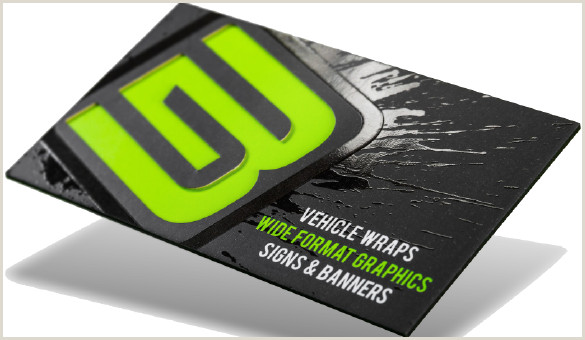 Best Business Cards Online 4 Color Process Custom Line Business Card & Plastic Card Printing