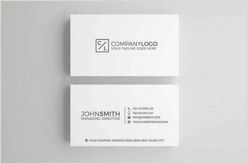 Best Business Cards Online Personal Trainer 9 Minimal Personal Trainer Business Card Designs