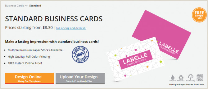 Best Business Cards Order Online The Best Cheap Business Cards You Can Get Line