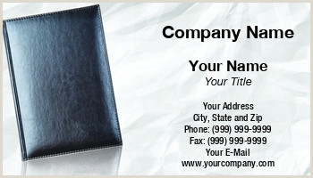 Best Business Cards Paper Leather Leather Business Cards