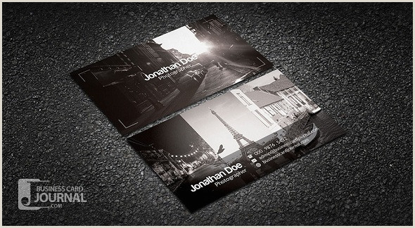 Best Business Cards Photographer 17 Best Graphy Business Card Templates