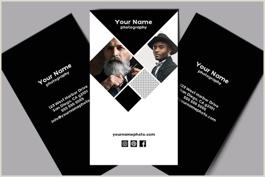Best Business Cards Photographer 18 Best Free Graphy Business Card Templates
