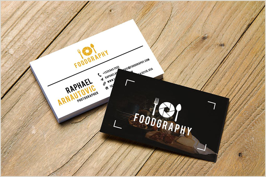 Best Business Cards Photographer 25 Best Graphy Business Card Designs 2019 Creative