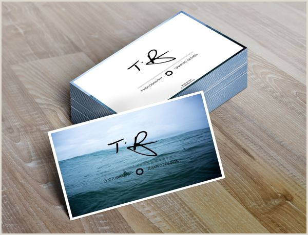 Best Business Cards Photographer 40 Creative Graphy Business Card Designs For