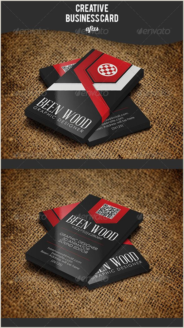 Best Business Cards Photographer Creative Ribbon Business Card