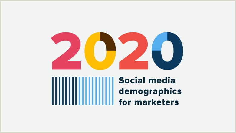 Best Business Cards Pinterst Social Media Demographics To Inform Your Strategy In 2020