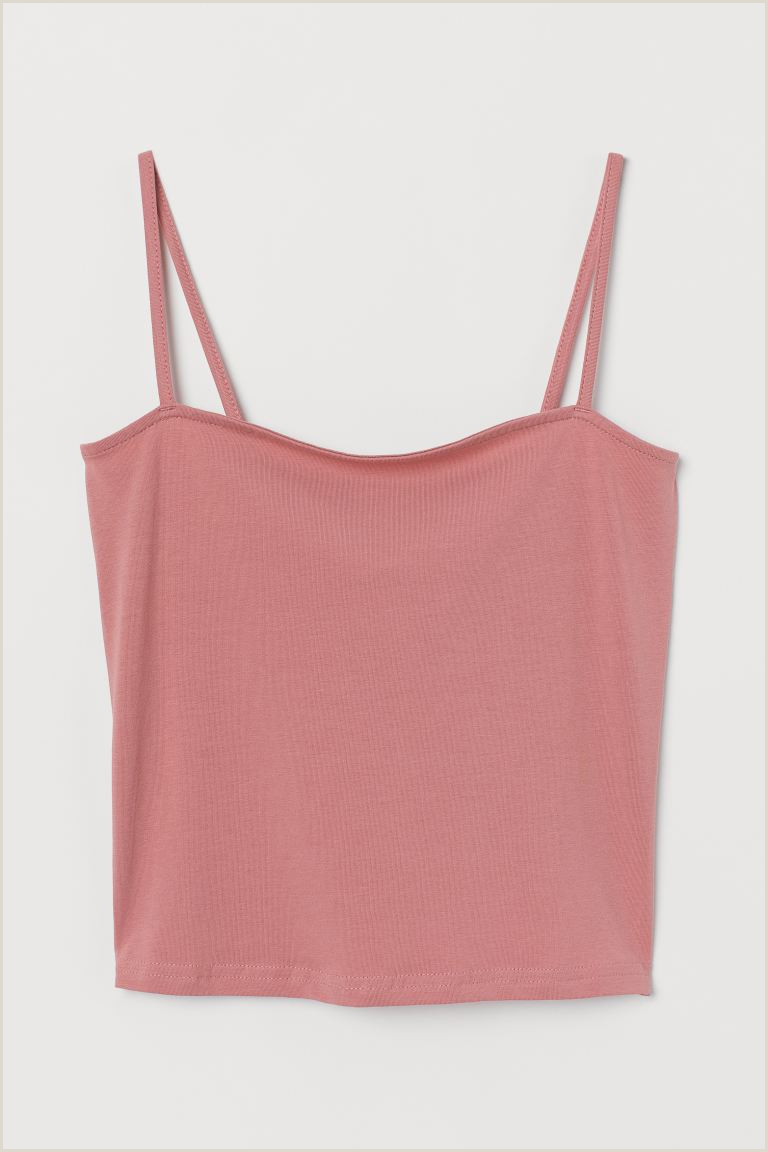 Best Business Cards Points Bonus Cropped Jersey Camisole Top