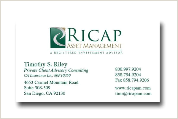 Best Business Cards San Diego Carlsbad Business Card Design & Wholesale Printing
