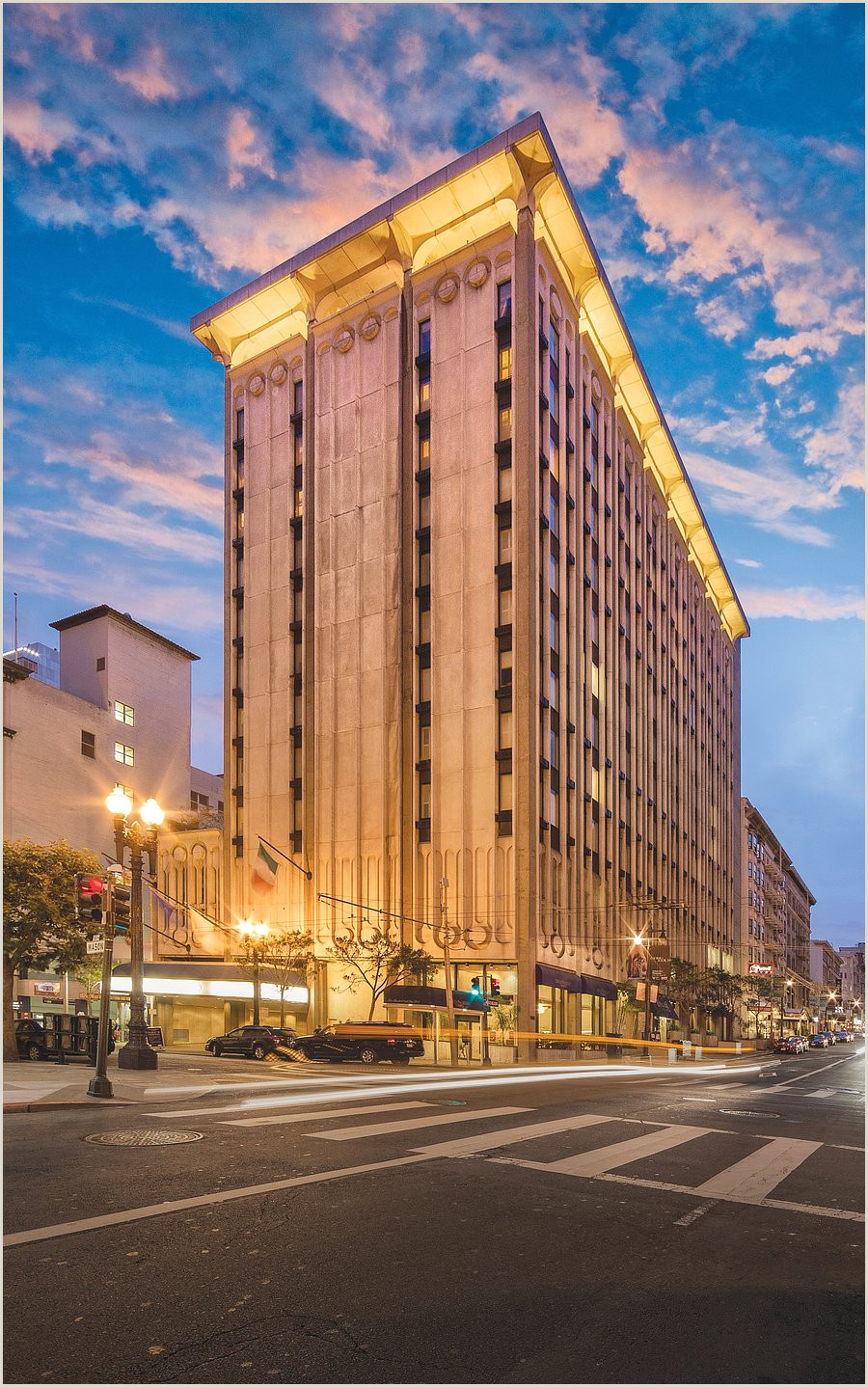 Best Business Cards Sf Ca The Donatello $110 $̶1̶5̶6̶ Updated 2020 Prices & Hotel