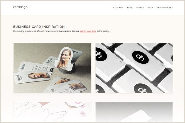 Best Business Cards Site 22 Best Places To Find Business Card Design Inspiration