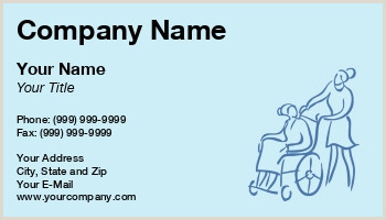 Best Business Cards Social Work Social Service Organizations Business Cards