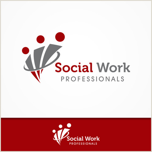Best Business Cards Social Work Social Work Professionals Needs A New Logo And Business Card