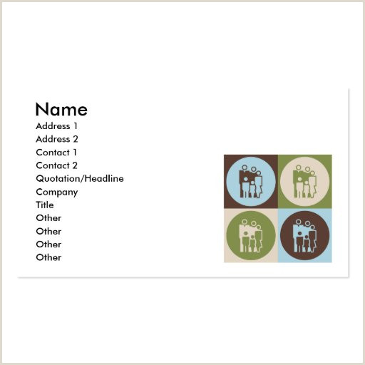 Best Business Cards Social Work Social Worker Business Cards Standard Size