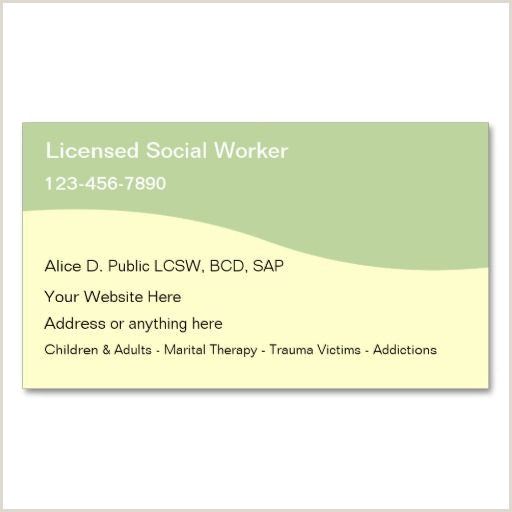Best Business Cards Social Work Social Worker Business Cards Zazzle