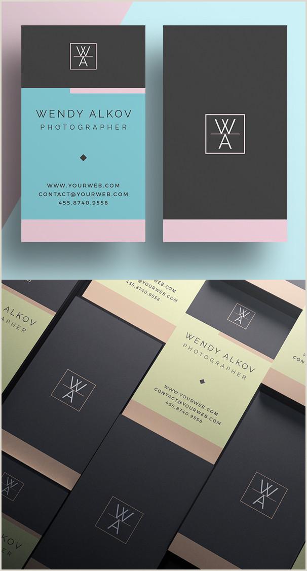 Best Business Cards Teal 80 Best Of 2017 Business Card Designs Design