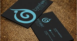Best Business Cards Teal Blue 25 Inspiring Yoga Business Cards From Around the Web
