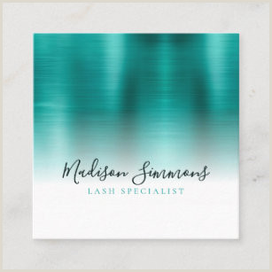 Best Business Cards Teal Blue Teal Business Cards Business Card Printing