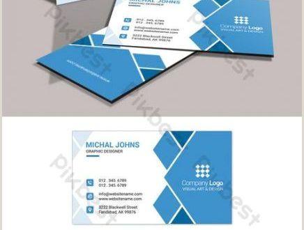 Best Business Cards Templates Best Business Cars Design Blue Templates Ideas