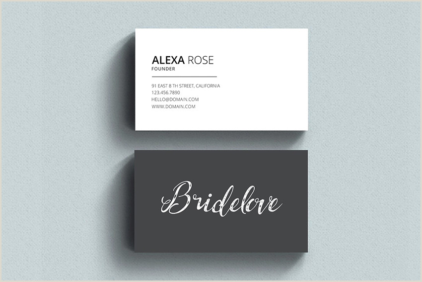 Best Business Cards To Chur 20 Best Business Card Design Templates Free Pro Downloads