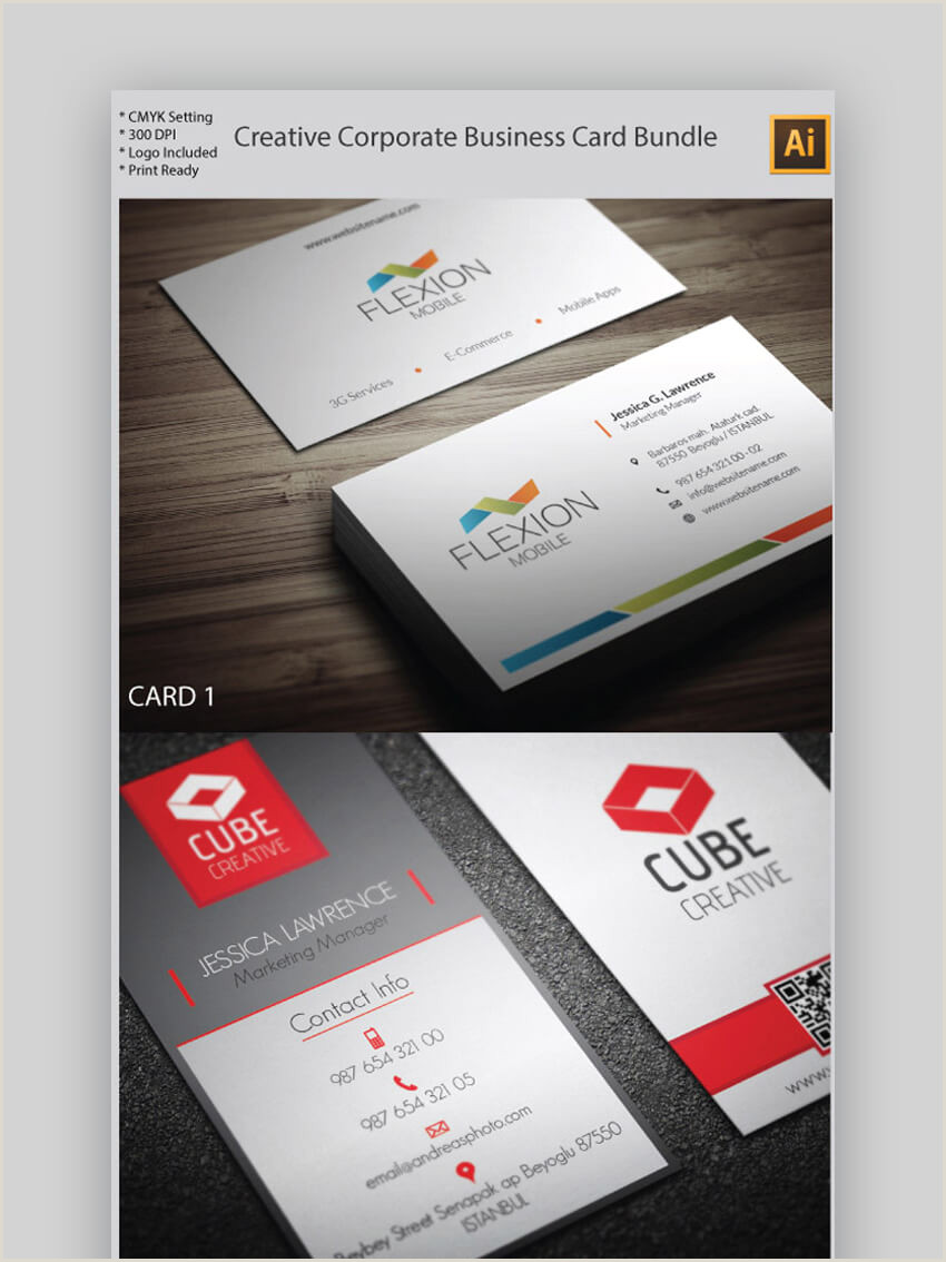 Best Business Cards To Chur 24 Premium Business Card Templates In Shop