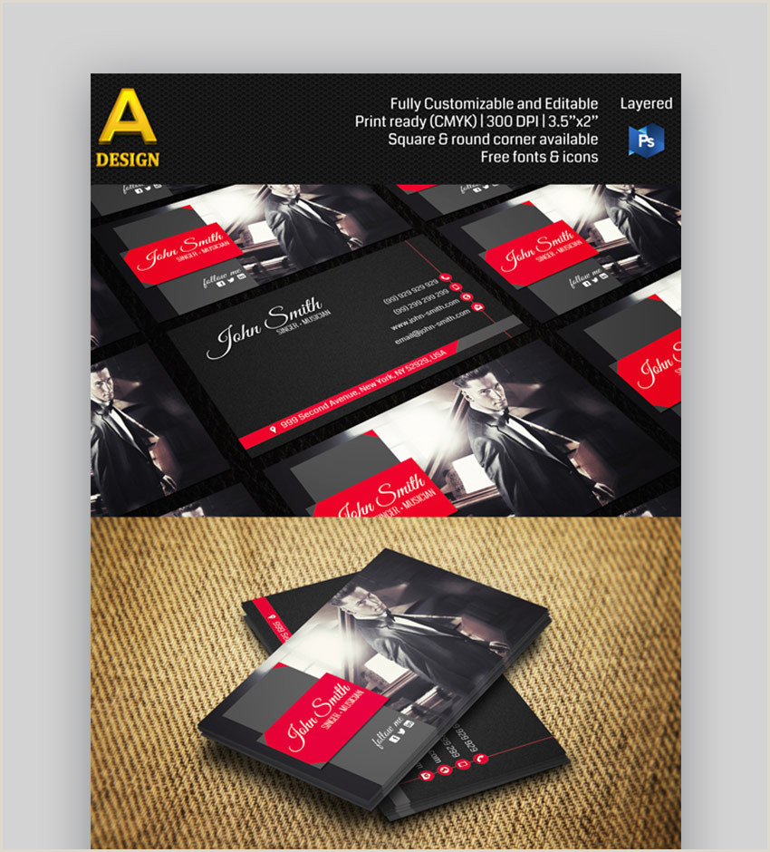 Best Business Cards To Own 25 Best Personal Business Cards Designed For Better