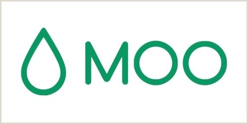 Best Business Cards Vistaprint Moo Vistaprint Vs Moo Side By Side Parison