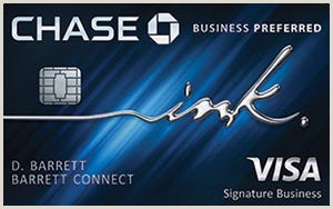 Best Business Cards With Good Credit Ink Business Preferred Credit Card